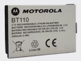Motorola Akku Li-Ion (PMNN4578A)