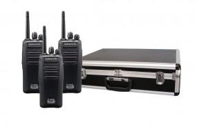 Kenwood NX-1200DFN 3er-Koffer-Set Freenet