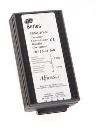 Alfatronix Spannungswandler DD 12-24 168 - 7 bis 9 Ampere