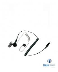 Kenwood KEP-4 Ohrhörer mit Clip, Schallschlauch & 2,5mm Stecker