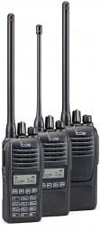 Icom IC-F2000 UHF-Handfunkgerät