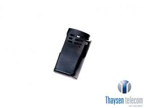 Motorola Leder Tragetasche für NiMH und NiCd Akkus, mit Gürtelschlaufe