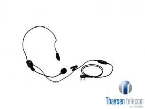 Kenwood KHS-22 leichtes Nackenbügel-Headset