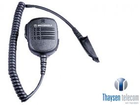 Motorola Lautsprechermikrofon mit Schutzklasse IP57